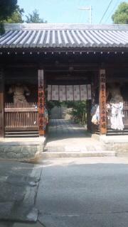勝手に「さぬき一国参りウオーク」68神恵院