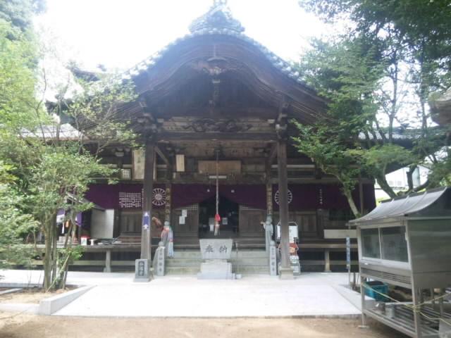 勝手に伊予のくに一国参りウォーク(第58番・仙遊寺)